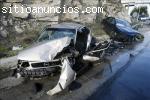 Compro Autos chocados Pago en Efectivo!!