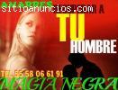 AMARRES! UNIONES DE AMOR! HAGO SEPARACIO