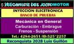 MECANICA DEL AUTOMOTOR EN LUIS GUILLON