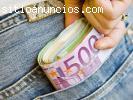Oferta de préstamo urgente y disponible
