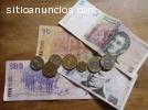 Oferta de préstamo de dinero serio