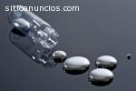 99,9% de Plata Pura Mercurio Líquido