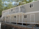 Construcción modular: caseta prefabricad