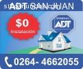 ADT San Juan - Tel:: (0264)- 4662055