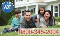 Alarmas para casas 0800-345-2004 ADT