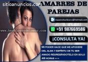 AMARRES CON EFECTOS POSITIVOS