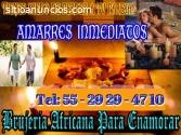 AMARRES de AMOR INMEDIATOS! BRUJERÍA