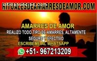AMARRES DE AMOR SIN IMPORTAR EL SEXO