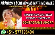 AMARRES MAGIA NEGRA Y RETORNOS DE PAREJA