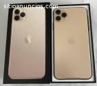 Apple iPhone 11 Pro Max =$550, iPhone 11