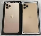 Apple iPhone 11 Pro Max =$550, iPhone 11