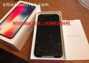 Apple iPhone X 256GB y iPhone X 256GB