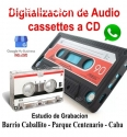 AUDIO CASSETTE a Pendrive