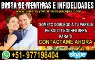 BASTA DE MENTIRAS E INFIDELIDADES