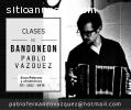 Clases de Bandoneon en Zona Palermo