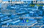 CLASES PARTICULARES, PIANO, TECLADOS