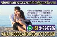 CONJUROS Y AMARRES DE AMOR ETERNO