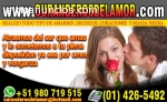 consulta +51 980719515 AMARRES ETERNOS