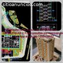Cursos de computacion con AUTOCAD,  2y3D