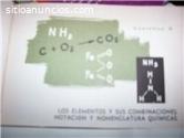Enseñanza de Química,Física y Biofísica