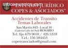 Estudio Juridico - Copes & Asociados
