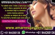 EXPERTO MAESTRO EN AMARRES DE AMOR