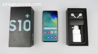 Galaxy S10 Plus Sm-g975f 128GB 6GB Negro
