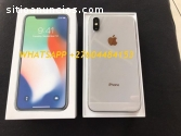 iPhone X 64GB $480 iPhone 8 64GB $400