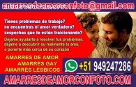 LÍDER DE GRUPO DE CURANDEROS - AMARRES