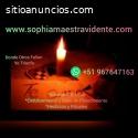 MAGIA NEGRA 100% EFECTIVA +51967647163
