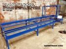 Cortadora de ladrillos de telgopor CNC