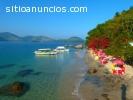 Paraty Paseo de Barco Rio de Janeiro