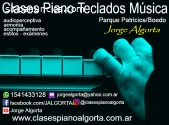 Piano, teclados, música, Profesor