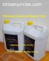 Platinová kaluanie muelear oxiduje