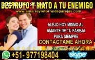 ROMPO TODO TIPO DE HECHIZOS MALEROS
