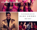 Show de Salsa para Fiestas y Eventos