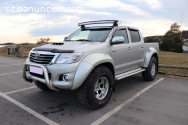Toyota HiLux AT37 Arctic Trucks 4WD