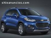 Vendo planes de Chevrolet Tracker