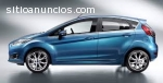 Vendo planes de Ford Fiesta