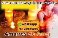 VERDADEROS AMARRE ETERNOS DE AMOR