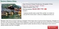 Viajar China por Xiangxi Zhangjiajie