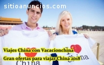 Viajes China 2018 con Vacacionchina.com