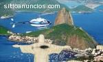 VUELO DE HELICOPTERO TURISMO EN RIO DE J