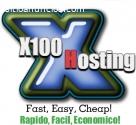 X100 Hosting selecciona vendedores 11 23