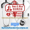 International Health Insurance Agent
