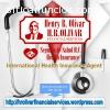 International Health Insurance Agent