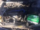 Nissan Altima, automático 4 cilindros