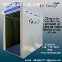 CAMARA DE DESINFECCION PARA LIMPIARNOS D