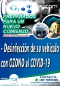 CAMARA DE DESINFECCION PARA LUGARES CONC