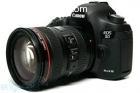 Canon EOS 5D Mark III Camera $1000